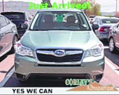 SUBARU 2016 FORESTER 2.5i, Lineartronic CVT, All Wheel Drive, 102k miles, Stock #V7979A...