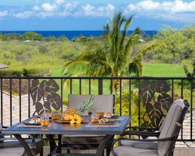 PiH ISLAND VIEW Best KaMilo Ocean Views Bikes Ocean, Golf & Mountains - Puako