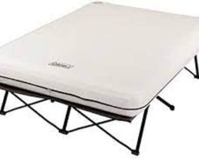 Coleman camping bed