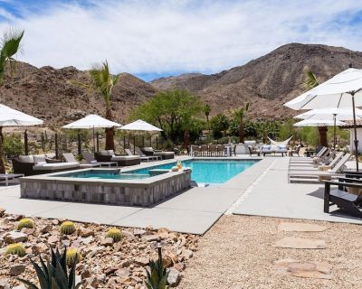 *NEW* Experience Base Camp - An Exclusive Mountainside Desert Resort w/ 2 Pools! - Palm Desert