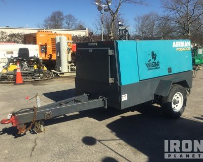 Airman PDS400S Mobile Air Compressor