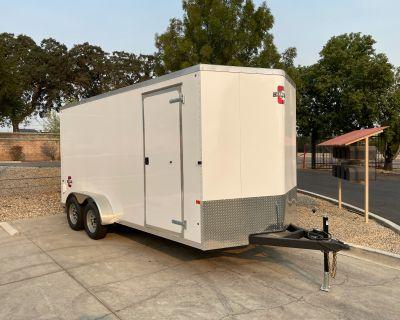 2022 Charmac Trailers Stealth Cargo 7 x 16 TA V-Nose Trailer - Cargo Paso Robles, CA