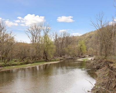 Ultimate Seclusion on the Rush River - Class 1 Trout Stream - Ellsworth