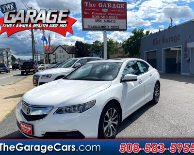 Used 2016 Acura TLX 4dr Sdn V4 Tech