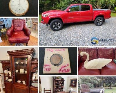 Fantastic Williamsburg, Va. Estate Auction