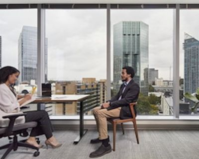Private Office for 10 at Firmspace Atlanta