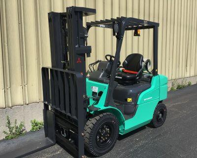 2019 Mitsubishi Forklift FG25N