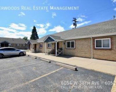 6054 W 38th Ave #6052-11, Wheat Ridge, CO 80033 2 Bedroom Apartment