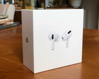Apple Airpods Pro - Brand New in Box