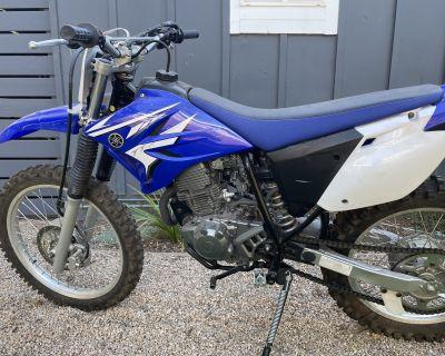 2008 Yamaha TT-R230
