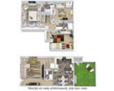 Abbington at Hampton Center - Hampton Townhome with Fenced-In Yard