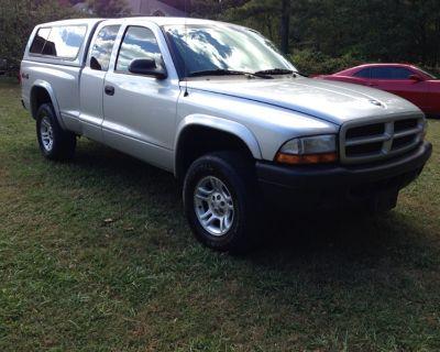 2003 Dodge Dakota Club Cab 4WD