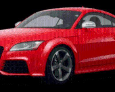 2012 Audi TT RS Standard