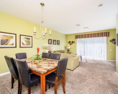 NEW LISTING! Beautiful Townhome CDC COMPLIANT 4012 - Orlando