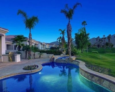 4 Bed Permit 226858 PGA West Dreaming- private heated pool and spa! - La Quinta