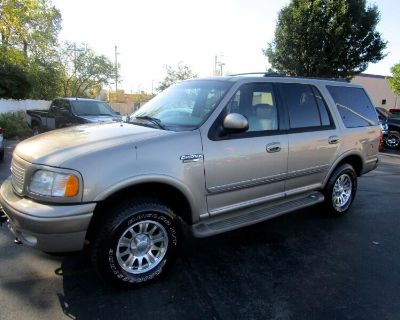Used 2001 Ford Expedition Eddie Bauer 4WD