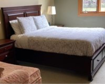 **Picket House Bed Frame- queen