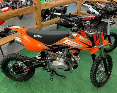 2021 SSR Motorsports SR125 Motorcycle Off Road Petersburg, WV