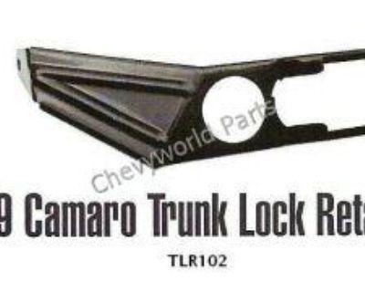 69 Camaro Trunk Lock Retainer 1969