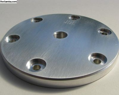 O-ring sealed sump plate