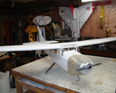 Top Flite Cessna 182