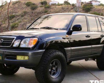 1999 Lexus LX LX 470