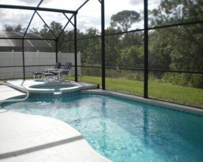 Deluxe 4 bed 3 bath pool home at the prestigious Indian Creek near Disney, Orlando - Four Corners