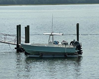 2016 Albury Brothers 23' Bay and Blue Water CC