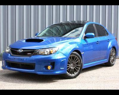 2011 Subaru Impreza WRX Premium Limited