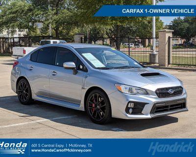Pre-Owned 2020 Subaru WRX Premium