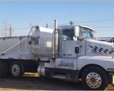 1995 Kenworth T600 Triaxle Dump Truck Cat 3406 10-Speed MT