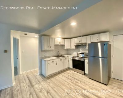 Newly Remodeled - Stainless Steel Appliances, Modern Bath Fixtures, Walk In Closet