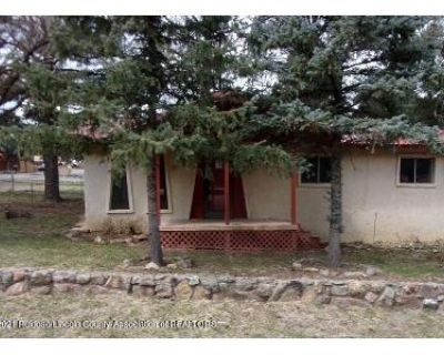 3 Bed 2 Bath Foreclosure Property in Ruidoso, NM 88345 - Grindstone Canyon Rd