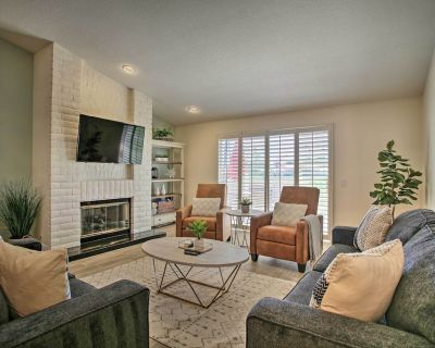 NEW! Willow Greens Townhome- Golf & Pool Access! - Palm Desert