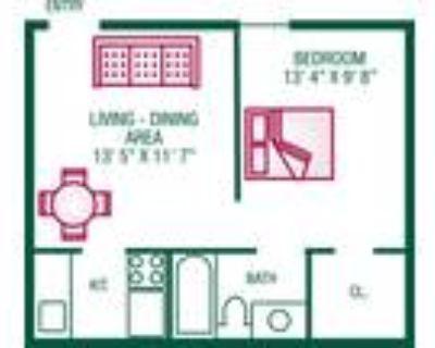 Gallery Apartments - 1 Bedroom / 1 Bath - Plan E