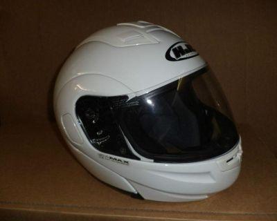 Hjc Symax Transformer Helmet White Size Large