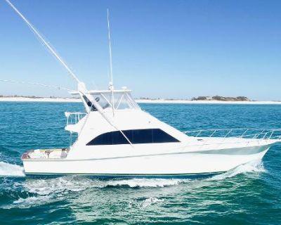 1996 Ocean Yachts 53