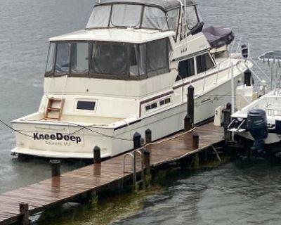 1984 Viking 50 Motor Yacht