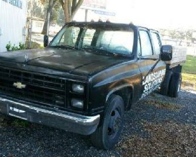 CHEVY 3500 DUALLY..FIRST $1500 TAKES IT....GOOD WORK TRUCK!!! (FRUITLAND PARK FL)