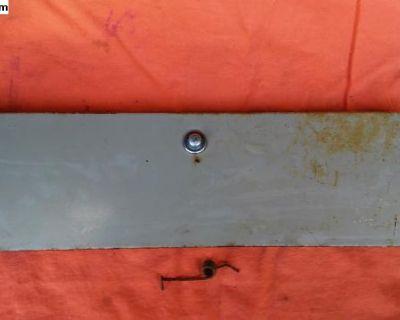 Grey Glove box Door