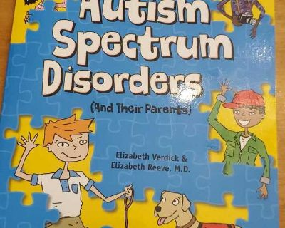 The Survival Guide For Kids With Autism Spectrum Disorders (And Their Parents) by Elizabeth Verdick and Elizabeth Reeve, MD.