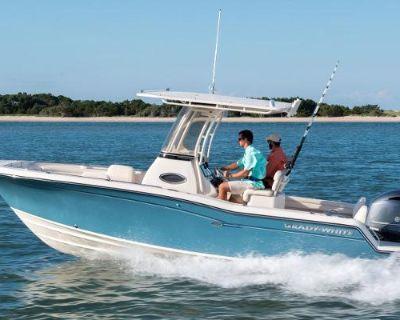 2022 Grady-White Fisherman 216