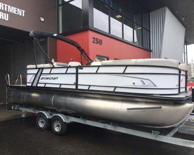 2021 Starcraft EXS 3 Pontoon Boats Portland, OR