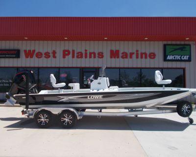 2021 Lowe 22 BAY W/ MERCURY 200L & TRAILER Bay Boats West Plains, MO