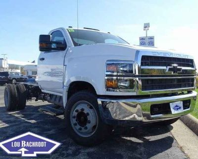 2020 Chevrolet Silverado 4500HD Work Truck