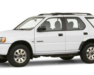 2000 Honda Passport LX