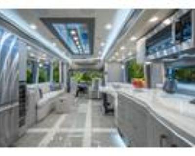 2022 Foretravel Realm Presidential Luxury Villa Master Suite (LVMS) Bath & 1/2