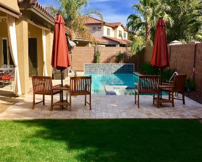 Cute & Cozy In Queen Creek - Pet friendly with pool and spa! - Cortina