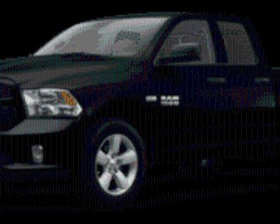 "2014 Ram 1500 Express Quad Cab 6'4"" Box 2WD"