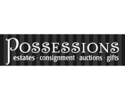 POSSESSIONS Estate Sale*Tuscany style, Jewelry & Designer Decor'